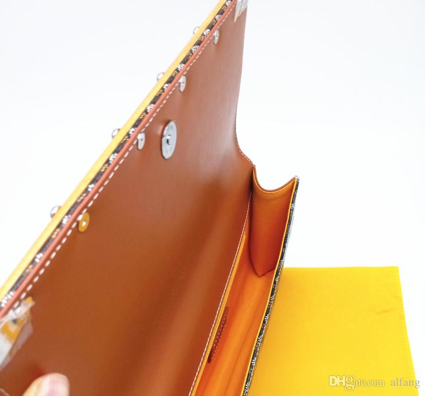Paris-Art Luxus berühmte Designer Top-Qualität Männer Frauen klassische Mode Gy Kupplung Handtasche Tasche mit Holz-Stick