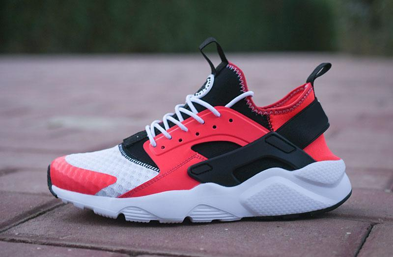 With Box2018 High Quality huarache IV 4 running Shoes For Men Women Black white red Grey Sneakers Huaraches Jogging Sports Shoes