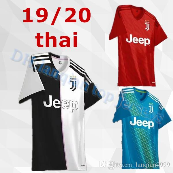 97be8415240 Top Quality 19 20 Juventus Men Football Jerseys Home Away 3RD ...