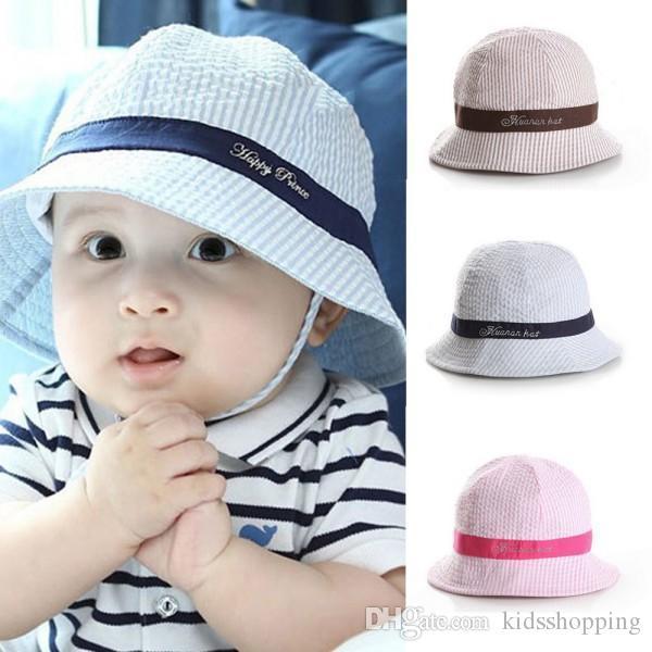 930600674b0 Toddler Infant Sun Cap Summer Outdoor Baby Girl Hats Sun Beach ...