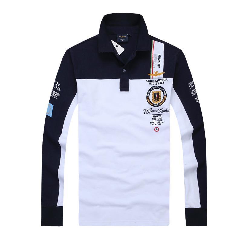 2018 Mens Autumn 100%cotton Long Sleeve One Man Shirt Casual Fashion ... 98abb819c