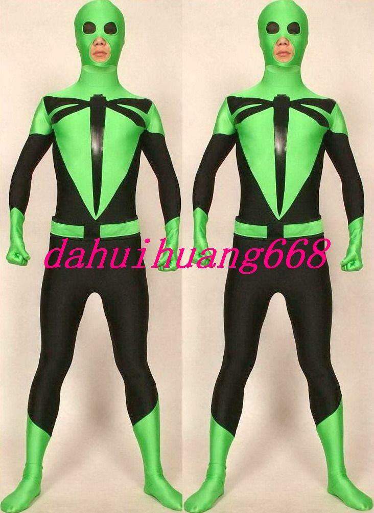 Green/Black Lycra Spandex Dragonfly Suit Catsuit Costumes Unisex Superhero Body Suit Unisex Fantasy Dragonfly Cosplay Costumes Outfit Dh151 Costumes For ...  sc 1 st  DHgate.com & Green/Black Lycra Spandex Dragonfly Suit Catsuit Costumes Unisex ...