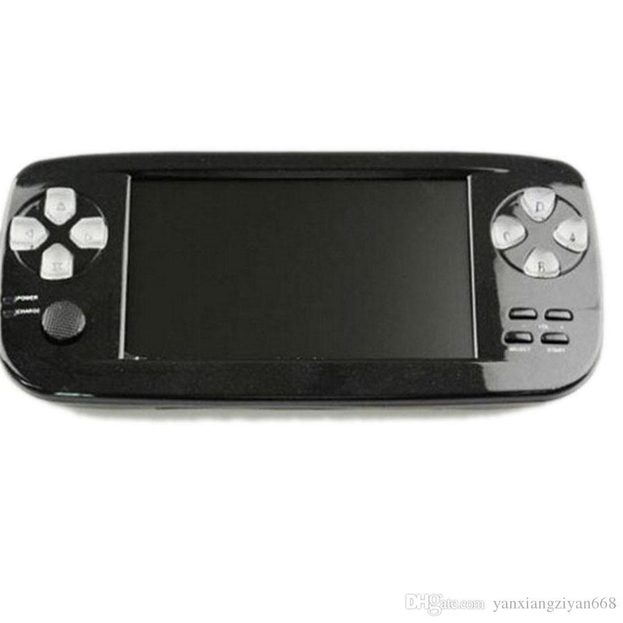 10 ADET El Oyun Konsolu 32 Bit Taşınabilir Oyun Oyuncu TV Çıkışı Müzik E-kitap Desteği SFC GBA FC Oyunları Kutu DHL ZY-K3-01