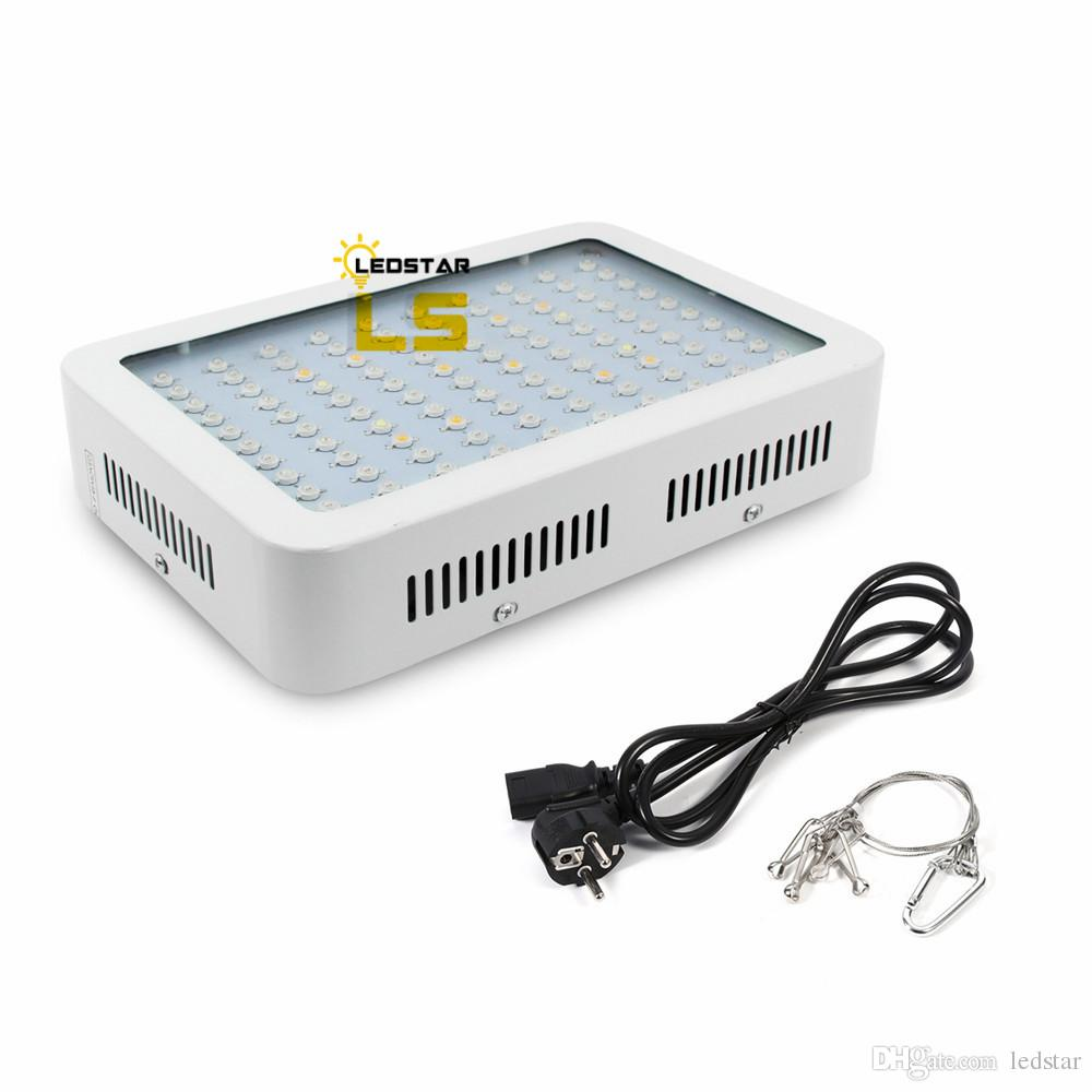 Doppio chip 1000W 2000w LED Grow Grow Light Full Spectrum Lamp Plant Lamps Led Best Crescere coperta Tenda la crescita e la fioritura AC 85-265V