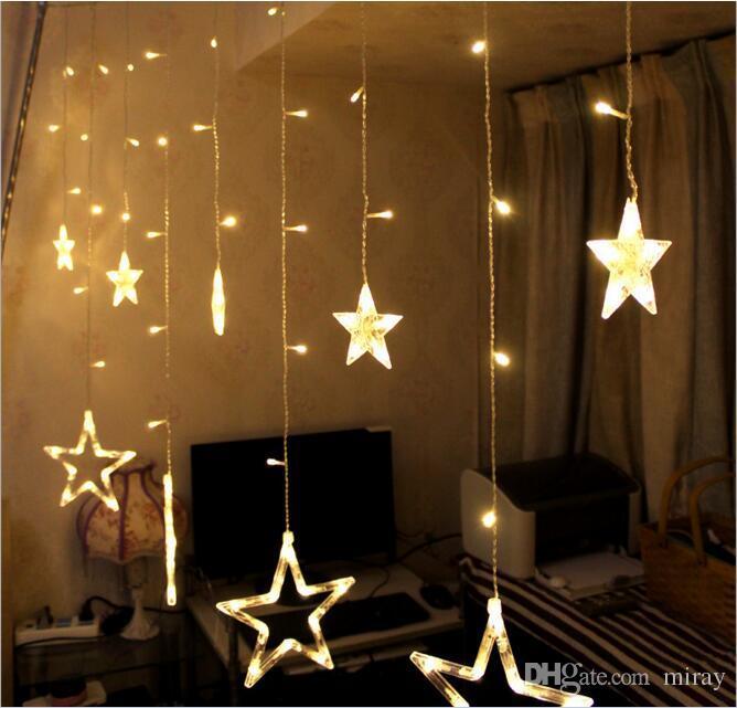 Spot 12 Star Lantern Festival LED Lanterns Spring Festival Wedding ...