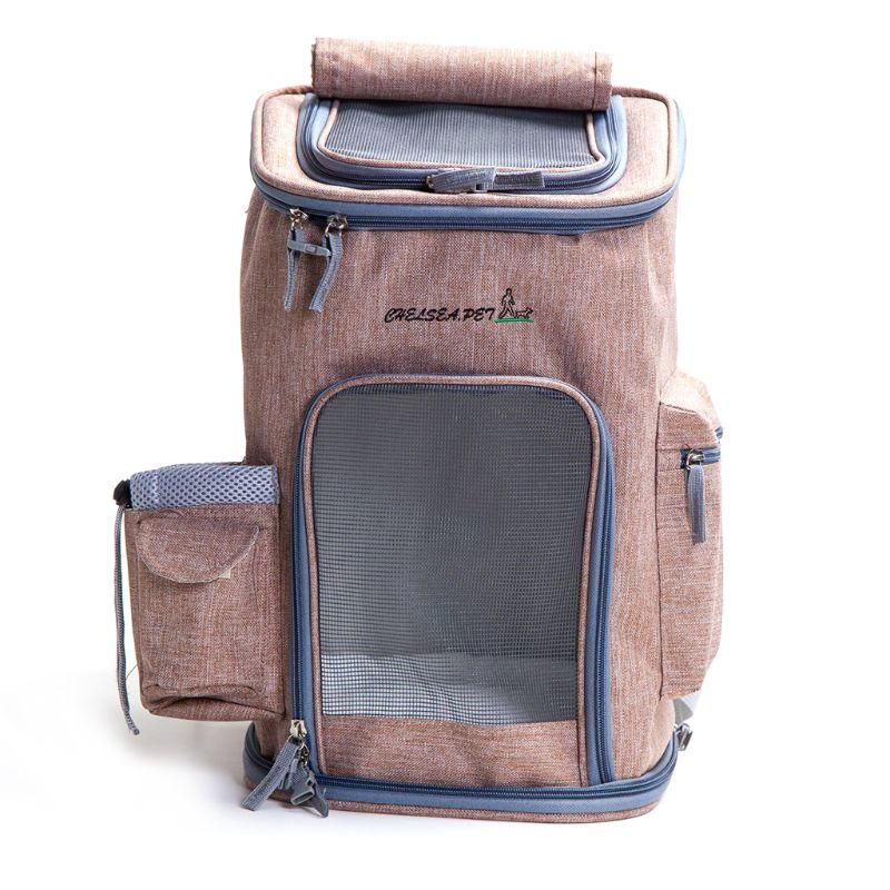 Fashion 2018 Pet Dog Cat Soft Sided Backpack Breathable Outdoor Travel Hiking  Walking Carrier Bag Toddler Backpacks Mens Backpacks From Flaky, ... f1e1249bd0