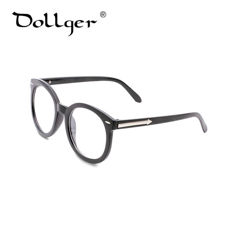 Großhandel Vintage Brille Brillen Rahmen Frauen Myopie Brille Klare ...
