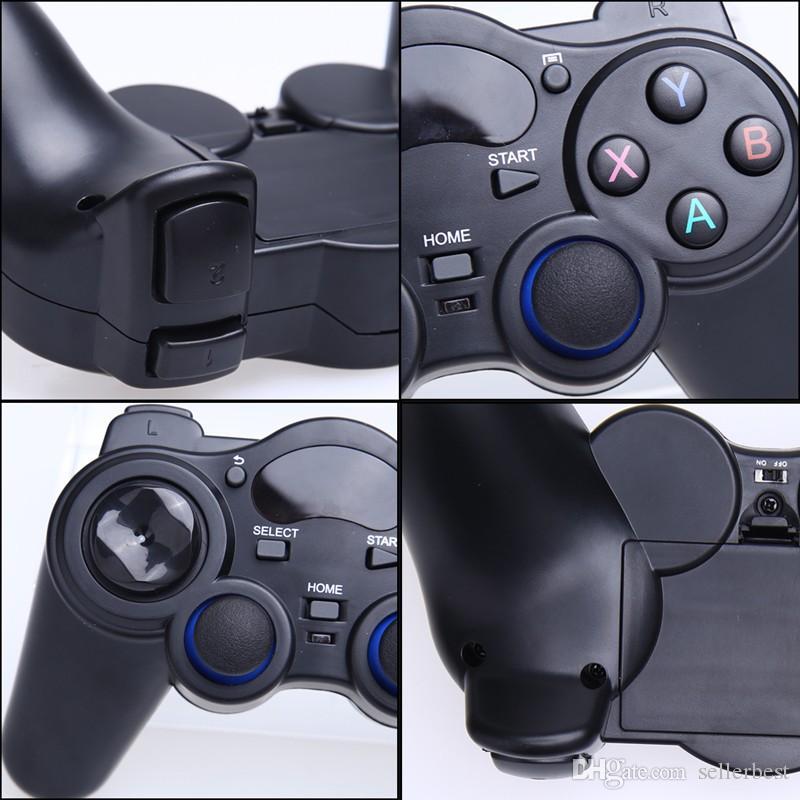 2,4 G Wireless Game Gamepad Joystick Controller für TV-Box Tablet PC GPD XD Android Windows mit USB-RF-Empfänger Game Control