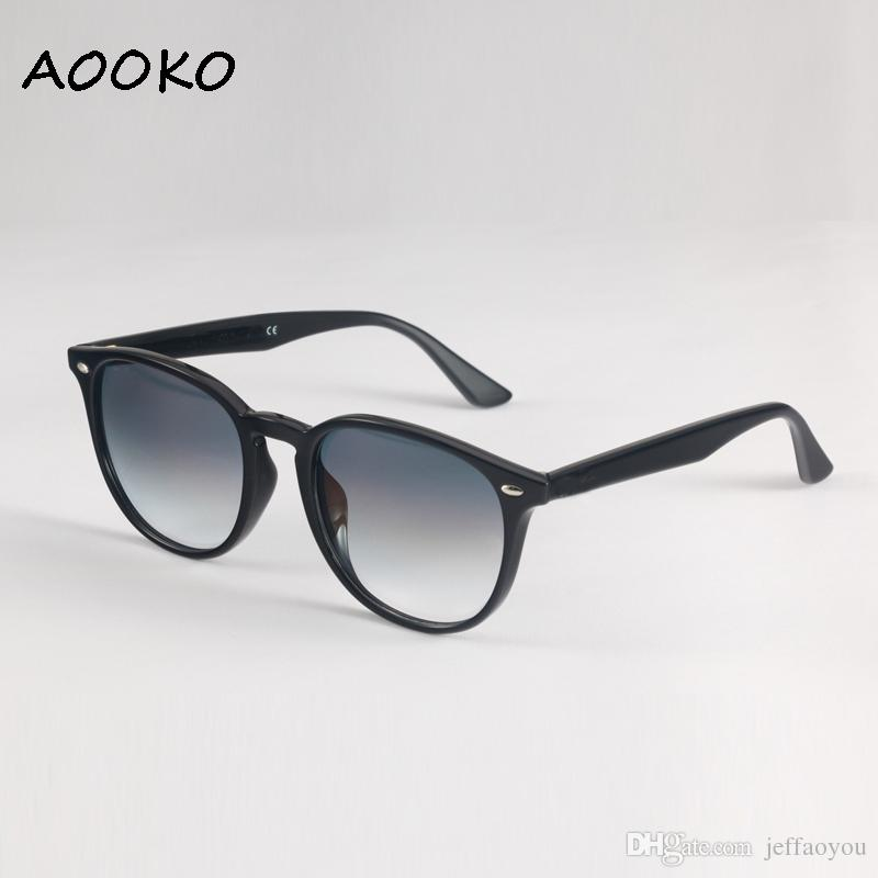 212ae07967a New Arriving High Quality 2018 AOOKO Jeff Model 4259F Sunglasses Gradient  Lens And Uv400 With Box And Case