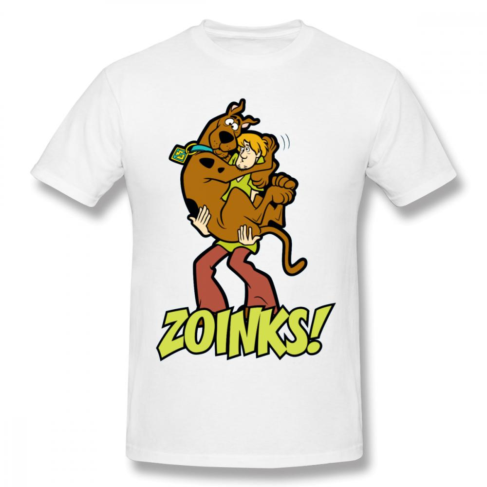 3868eaa2 Funny Design Scooby Doo T Shirt For Men Scooby Doo Cartoon T Shirt Boy O  Neck Top Tees T Shirts Cheap T Shirts Vintage From Guocloth, $21.46|  DHgate.Com