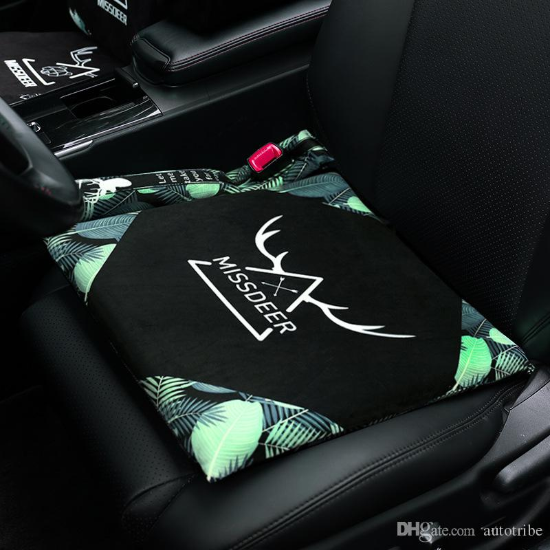 Memory Foam Car Seat Cushion Sciatica Coccyx And Tailbone Pain Perfect For Office Desk Chair Auto Interior Accessories Back