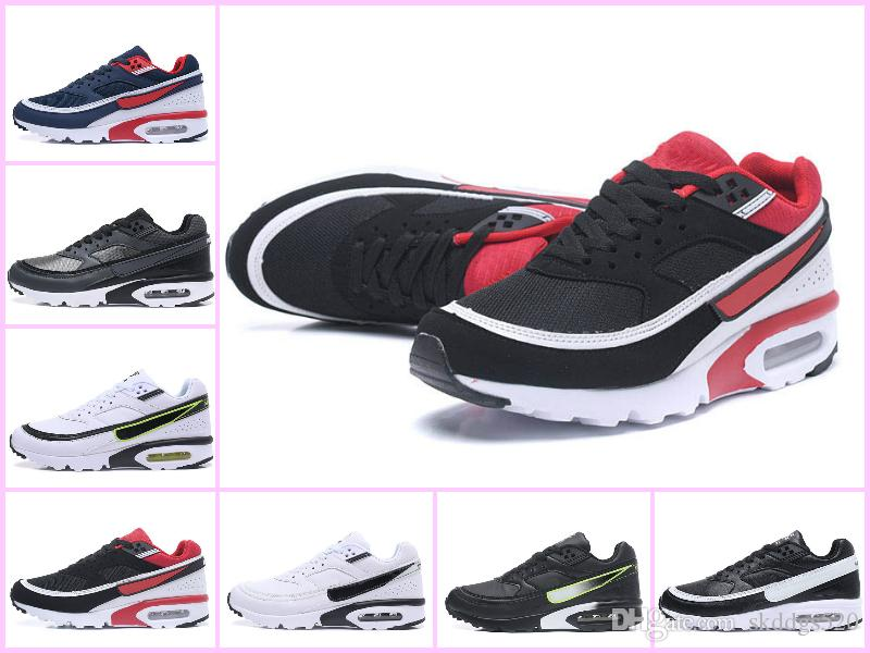 le dernier e51c0 dfb74 2019 NEW 91 Classic AIR BW ULTRA MEN'S Walking Sport Shoes bw Sneaker Cheap  Chaussures TN BW 270 Running Run Shoes US 7-12
