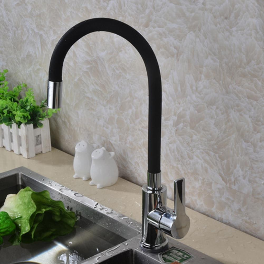 2019 Lanlan Copper Valve Body Any Direction Kitchen Faucet Cold And