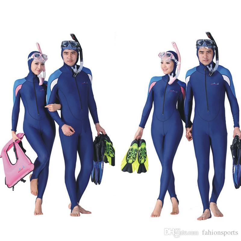 تصفح بذلة الرجال الأمواج البدلة المرأة ويت دعوى للحصول على الغوص السباحة ملابس السباحة طفح الحرس ملابس الغوص صيد الأسماك بالرمح