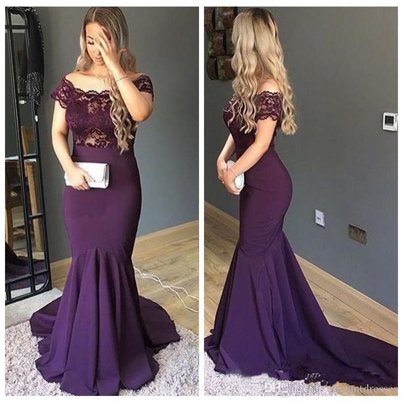 5af061041f45e 2019 Beautiful Mermaid Prom Dresses Lace Top Custom Formal Vestidos De  Soiree Slim Top Sale Evening Party Gowns Special Occasion Party Wear Cheap  Camo Prom ...