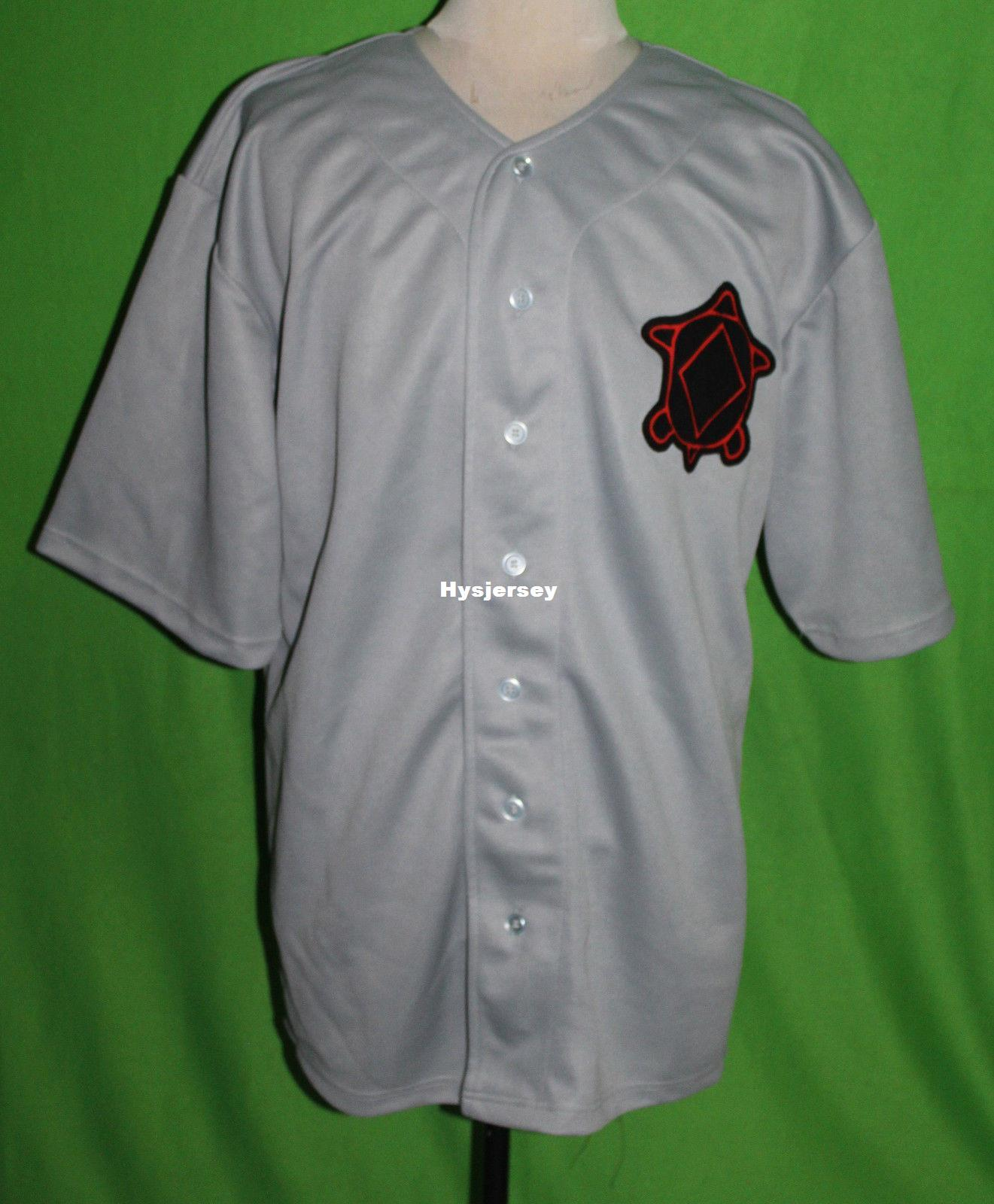 detailed look 174da 82ae7 Cheap Retro BALTIMORE TERRAPINS blank 1914 Road BASEBALL JERSEY Or Custom  any number any Mens Vintage jerseys XS - 5XL