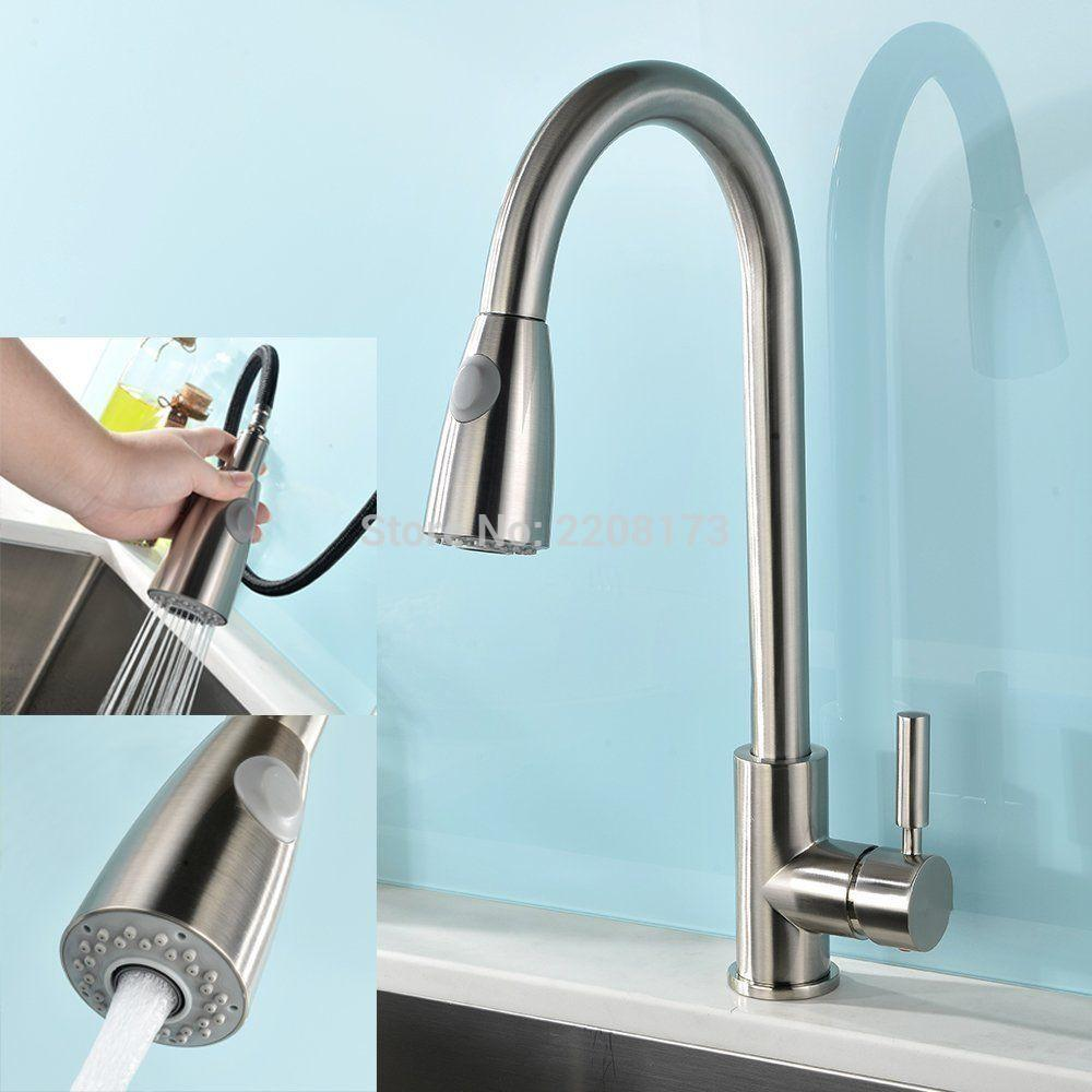 Smesiteli Promotions High Quality Brushed Nickel Stainless Steel ...