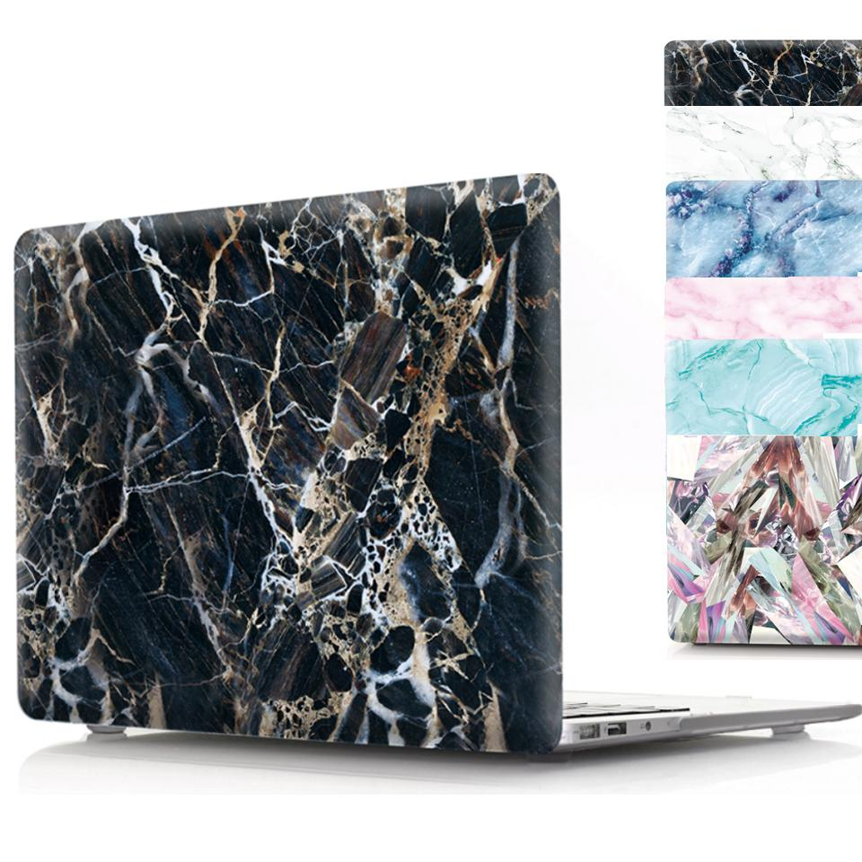 online retailer 12cc0 a2fb2 New 2018 For MacBook Pro Retina 13 15 Case Marble A1425 A1398 Hard PVC  Shockproof Cover for mac book Retina 13 15 Marble case