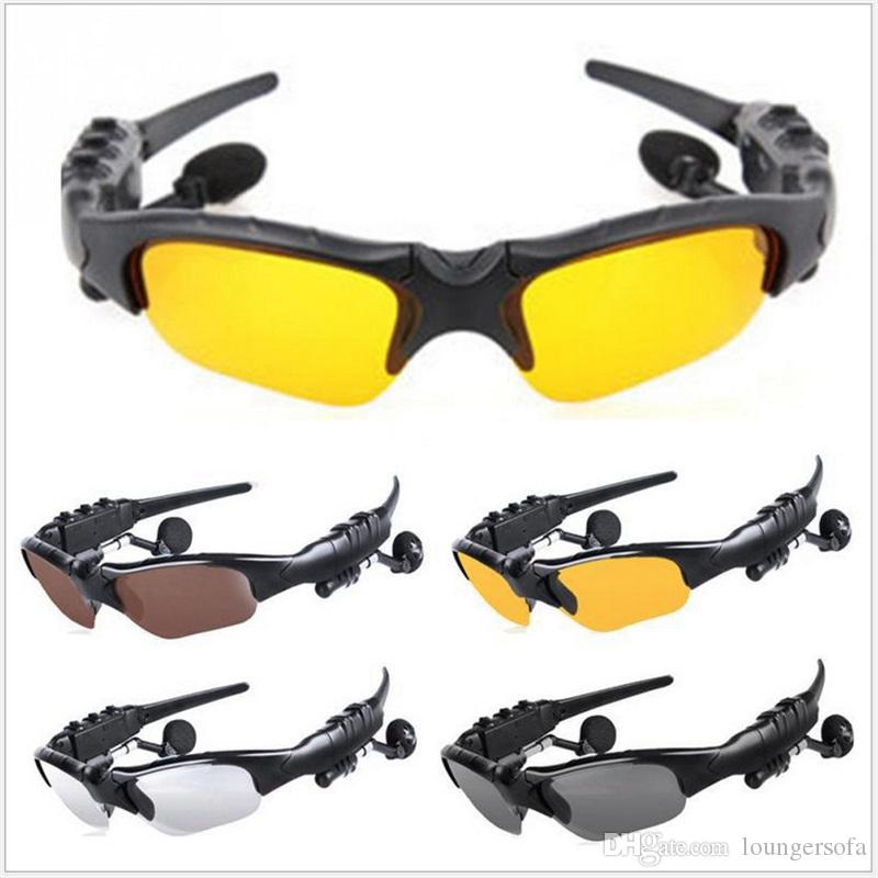 2019 Intelligence Bluetooth Glasses Headset MP3 Outdoor Eyewear Unisex  Conversation Listen To The Music 4.1 Stereo Sound Sunglasses 24hm Ii From  Loungersofa ... 33a805be4