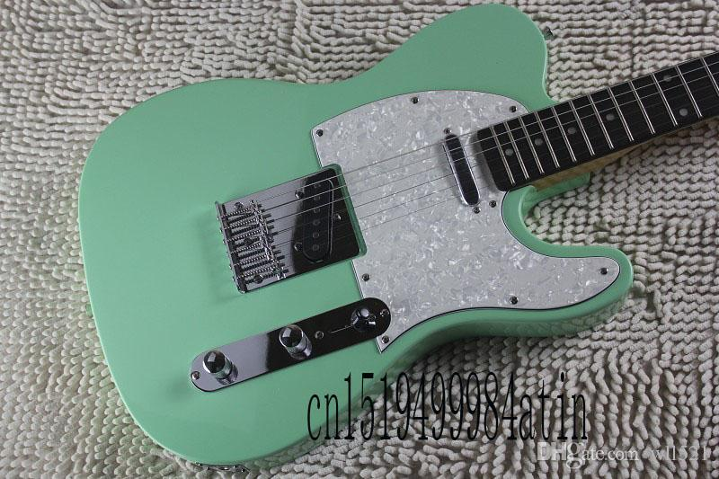 New Custom Shop Telecaster Closet Classic Sonic Blue Electric Guitar,Can Be  Customized Expensive Electric Guitars S101 Electric Guitar From Wll521, ...