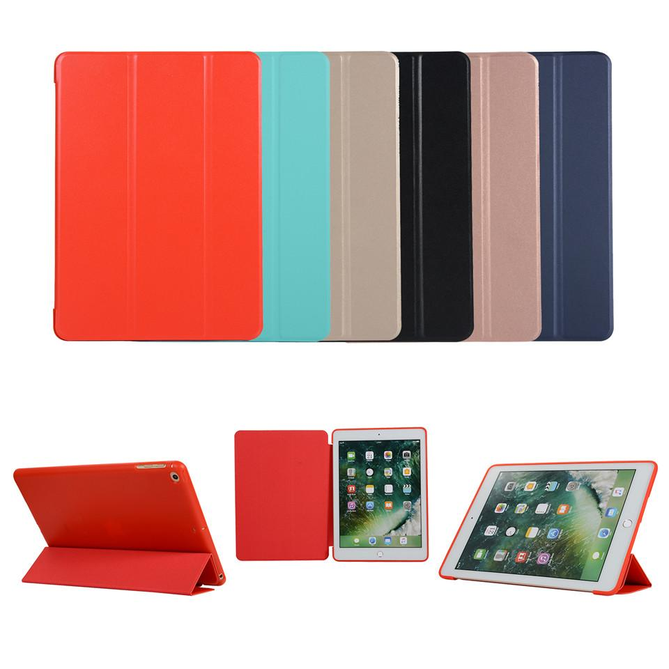 newest 73c08 c06d6 For iPad Pro 11 Ultra Slim Lightweight Stand Case Shockproof Soft TPU Back  Smart Cover for Apple iPad 10.5 Inch OPP Bag Aicoo