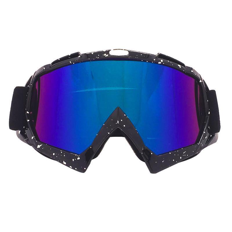 95a9a1c8889694 Acheter Masques De Ski Pour Hommes Snowboard Motocycle Lunettes Hiver Ski  Masque Lunettes Snowmobile Protection Contre Le Vent Lunettes De  20.47 Du  Quintin ...