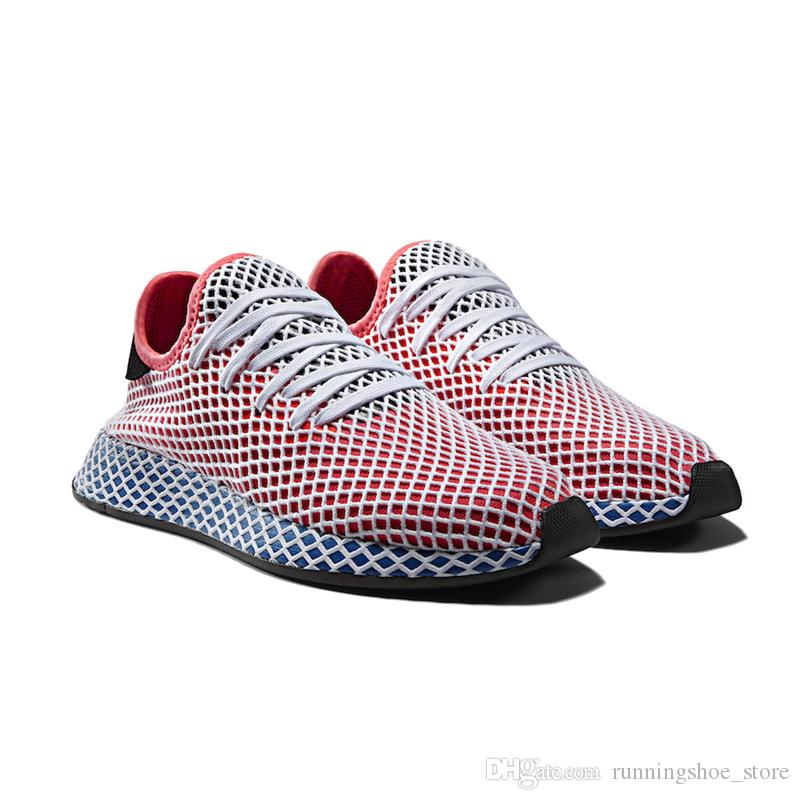 New Top Fashion Originals Deerupt Runner Women Mens black red white Running Shoes Sports Sneakers CQ2624 New Style Wholesale szie 36-45 perfect online outlet pre order discount 2014 unisex discount extremely outlet low price fee shipping qgmQW5