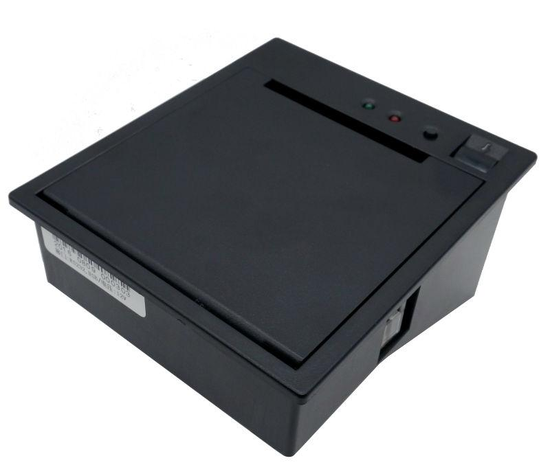 58mm Embedded Thermal receipt panel printer with paper housing cover lock and auto-cutter