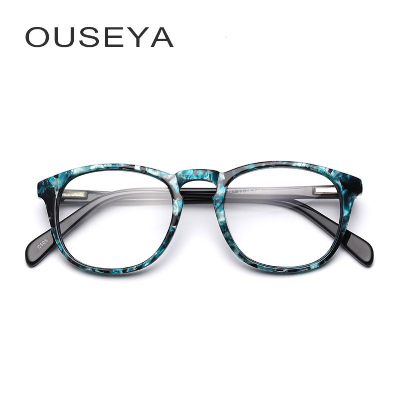 8fd0fd2a17 2019 Acetate Kids Eyeglass Frames Fashion Prescription Myopia Clear Gift  Retro Stylish Kids Glasses Frames For Child  F1101 From Grandliu