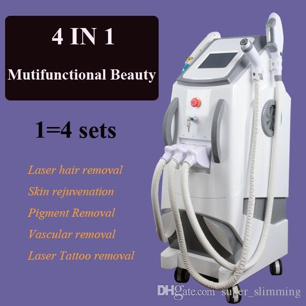 Professional Q Switch Nd Yag Laser Tattoo Removal Laser Hair Removal ...