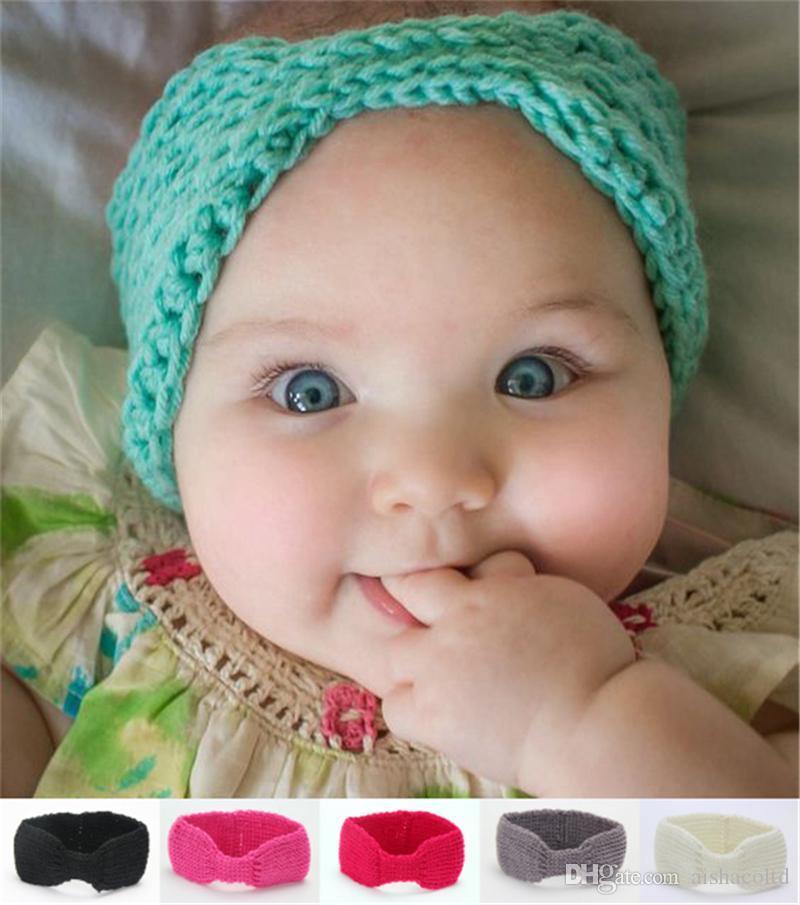 Großhandel 15inches Neugeborenen Baby Infant Wolle Häkeln Warme ...