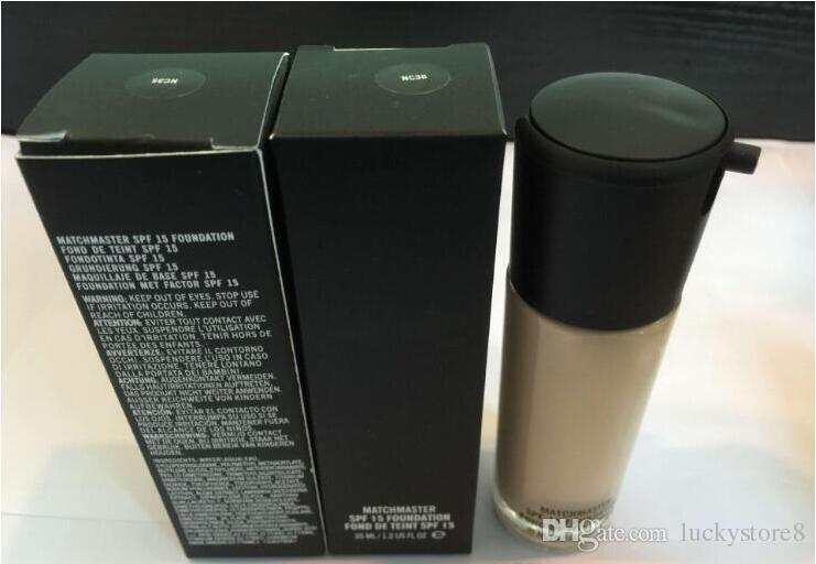 Base de maquillaje STUDIO FIX FLUID 15 Fundación M marca Liquid 30ML Resaltadores faciales corrector + regalo nave de la gota