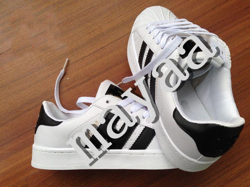 2018 nuovo arrivo mens scarpe casual superstar femminile scarpe basse donne zapatillas deportivas mujer amanti regalo di natale