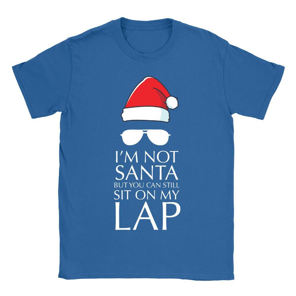 d12960e60 Im Not Santa Mens T Shirt Funny Christmas Stocking Filler Dad Santa Present  Clothes T Shirt Crazy T Shirts Designs From Brawtees, $11.01| DHgate.Com