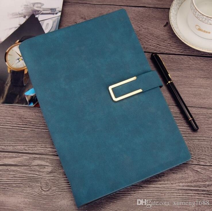 دفتر ملاحظات كلاسيكي A5 ، غلاف فني للأعمال ، قرطاسية بو الجلود ، مجلة المفكرة ، مذكرات ، مخطط اللوازم المدرسية ، 80 ورقة