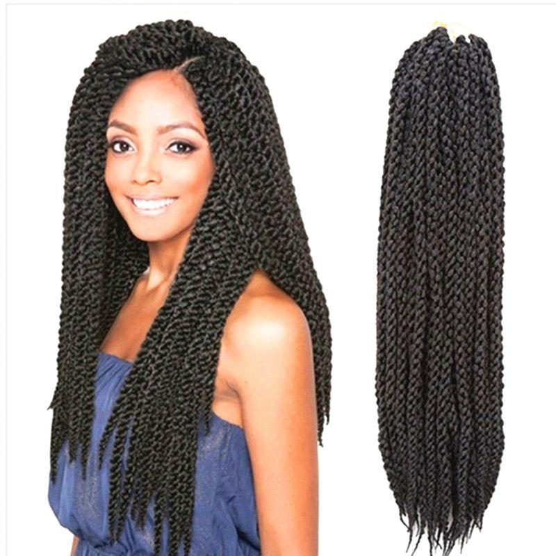 Cleanrace Wholesale Mambo Braiding Hair Afro Twist Braids Dreadlocks