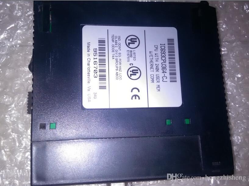 IC693CPU364-CJ используется в хорошем состоянии