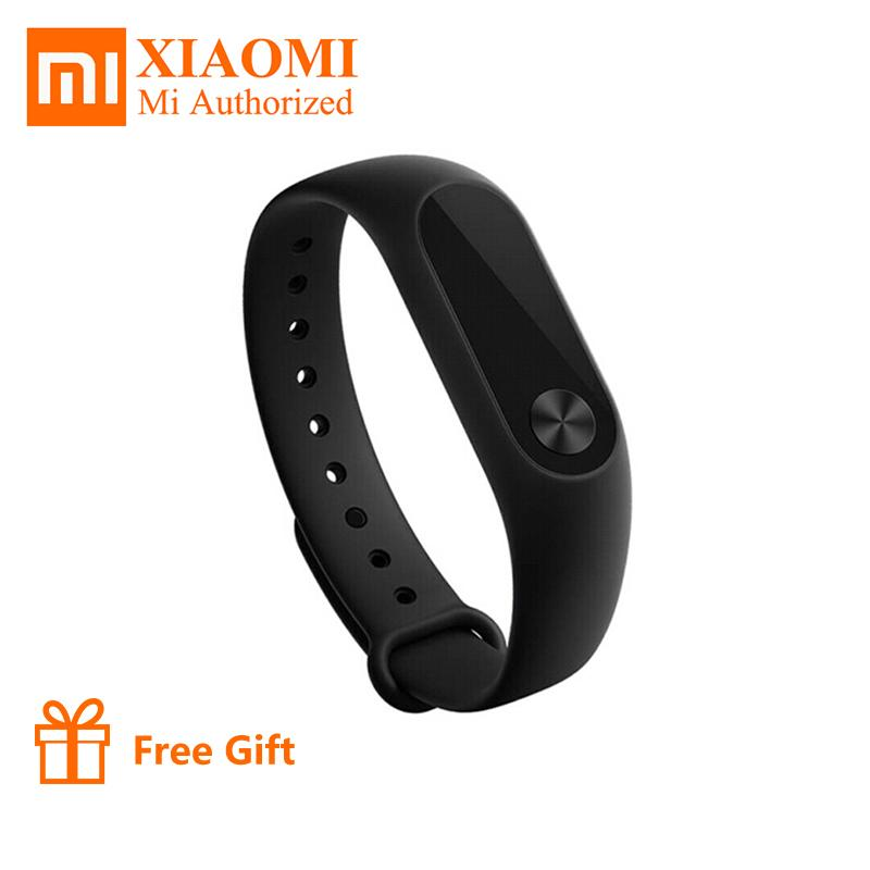 100%Original Xiaomi Mi Band 2 Smart Wristband Miband 2 Fitness Tracker  Bracelet Smartband Heart rate Monitor OLED for Redmi 4X