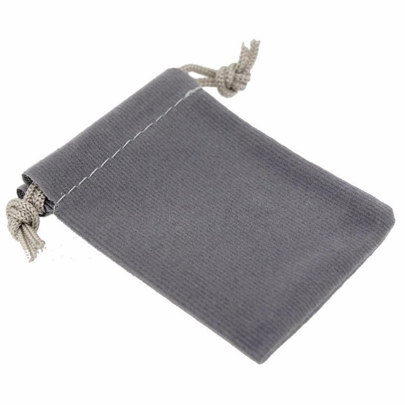 Sacchetti morbidi di imballaggio del regalo dei monili di colore misto dei cordoni di velluto i sacchetti del regalo di nuovo anno di Chirstmas