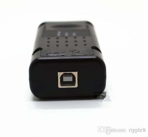 OP-COM OBD2-kabel met PIC18F458 Chip De beste kwaliteit op com v1.7 Nieuwste versie scanner