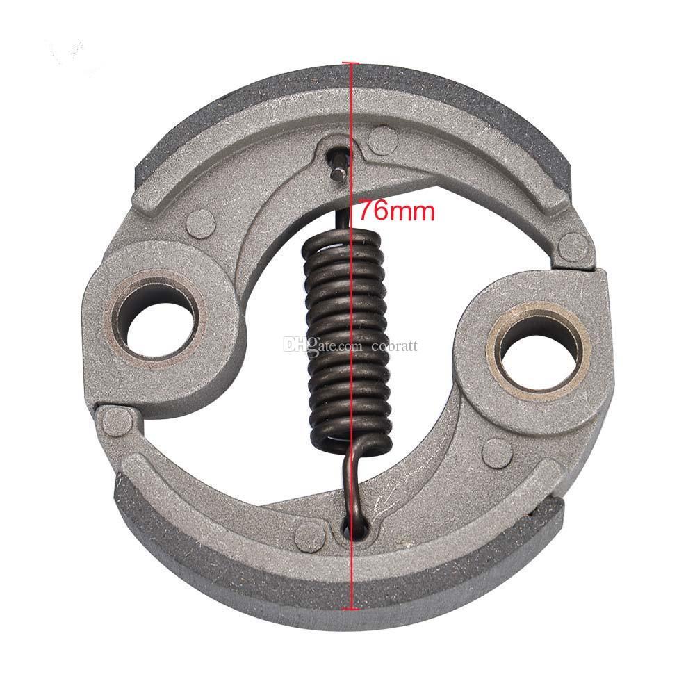 Clutch  aluminum  for Kawasaki TH34 TH43 TH48 TD33 TD40 TD43 TD45 TD48 TG33 TJ35 TJ45 KT17 Brush cutter trimmer parts