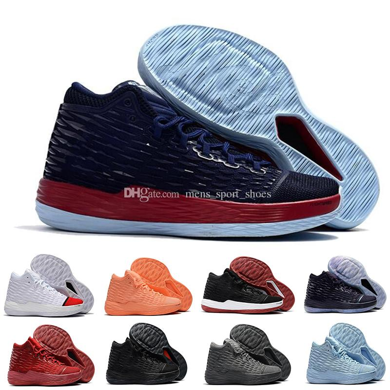 de2c0e13b82 2019 2018 13 Men S Basketball Shoes New Top Quality Carmelo Anthony M13 For Cheap  Sale M13 Sports Training Sneakers Wholesale From Mens sport shoes