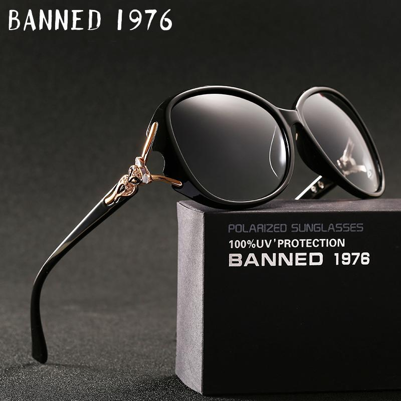 Compre PROIBIDO 1976 Mulheres De Luxo Moda Polarizada Óculos De Sol New  Lady Uv Proteção Feminin Legal Óculos De Sol Do Vintage Gafas De Sol De  Arrowhead, ... 6ee1498fa3