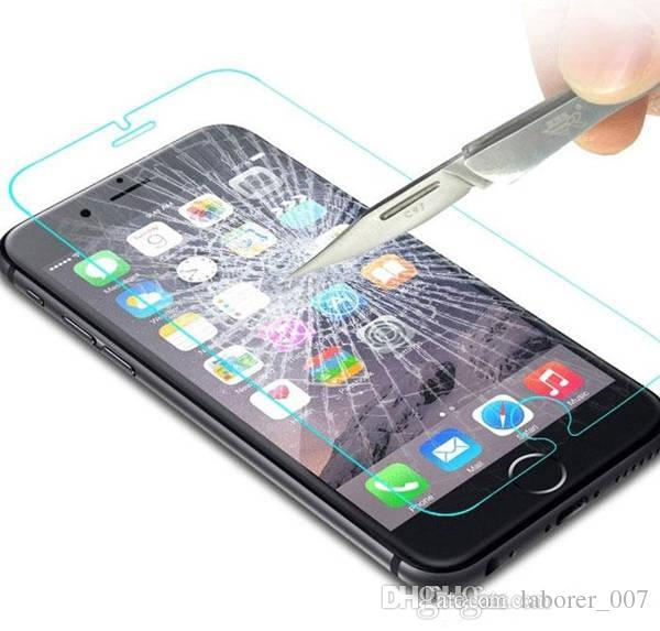 For Apple Iphone 8 Galss Screen Protector Film For Iphone 8 Plus Tempered Glass Display Protective Transparent