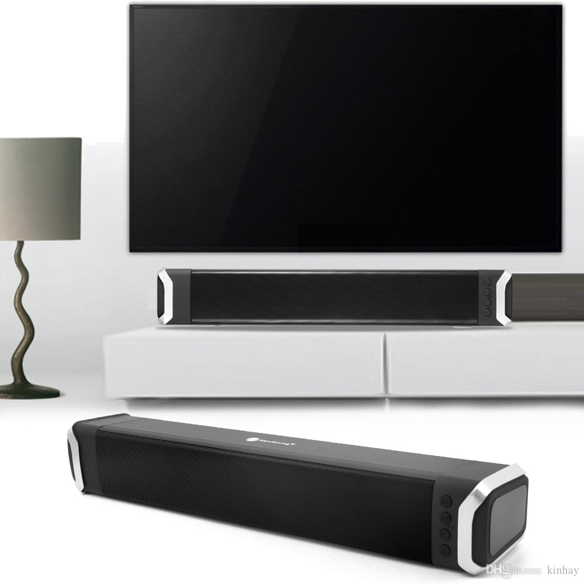 2018 Dhl Free Soundbar Home Theater Tv Speaker, Wired And Wireless ...