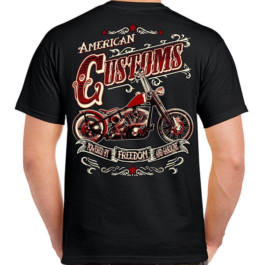 großhandel neue harley davidson t shirts vintage medium biker für