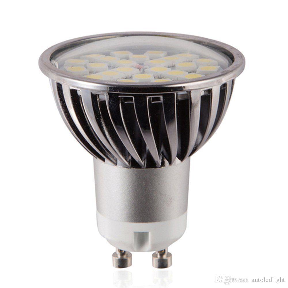 4W GU10 MR16 LED Bulb Spot light SMD5050 LED cool white or warm white ACAC85-265V 120 Degree Angle