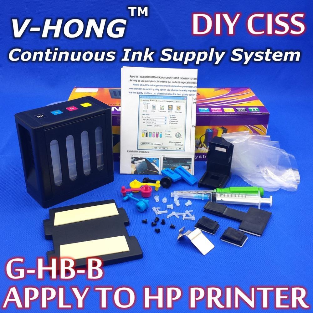 42eb48e3586c Acquista Fornitura Di Sistema Di Alimentazione Continua Compatibile Con 4  Stampanti A Getto D inchiostro A Colori A  25.39 Dal Cowpea