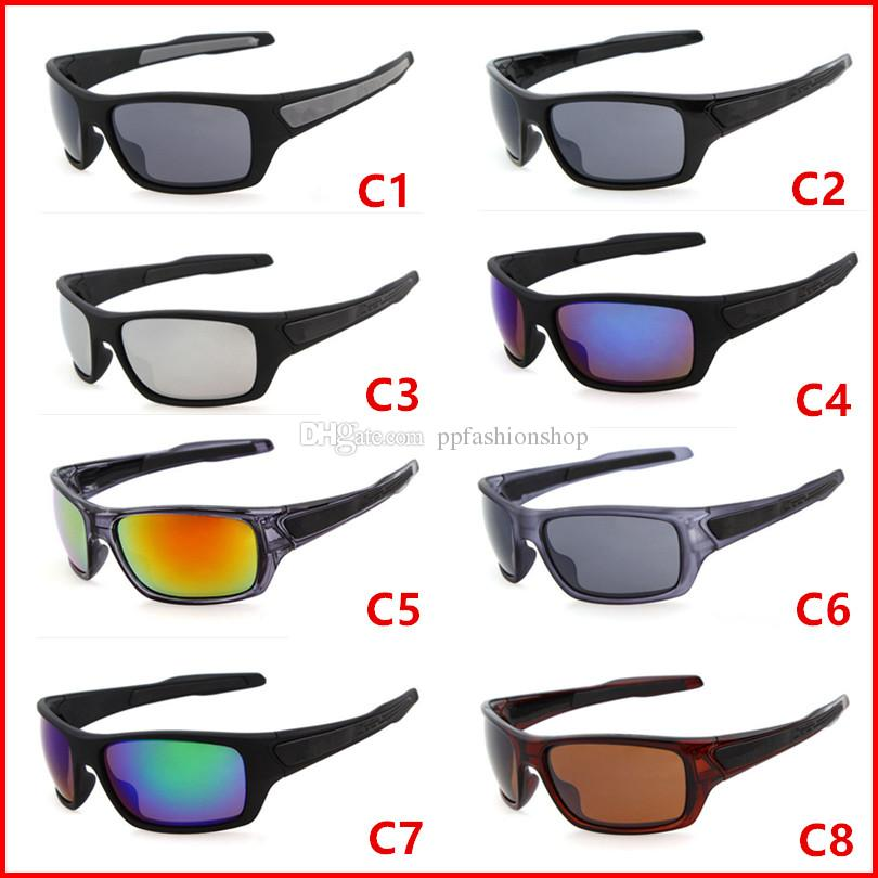 Hot Sale Summer Men Driving Sun Glasses Sports Eyewear Women'S Goggle Bicycle Glasses A+++ 8colors 9263 Free Ship