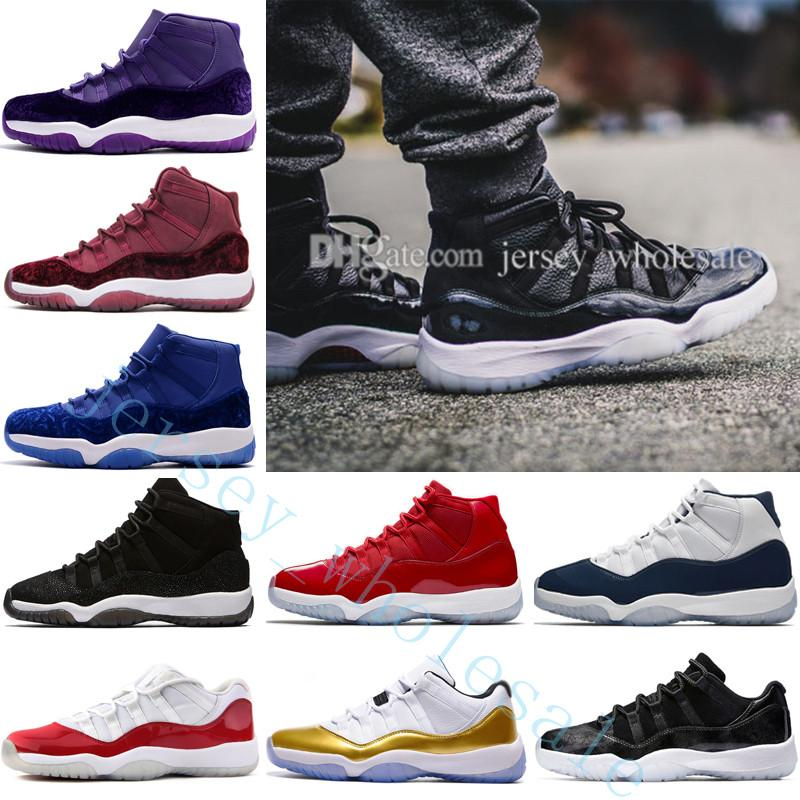Concord White Black 11 For Men Gym Red Women Basketball Shoes Discount 11s  Concords Top Quality Athletic Sneakers Trainers Designer Shoes UK 2019 From  ... 782bd1fc27